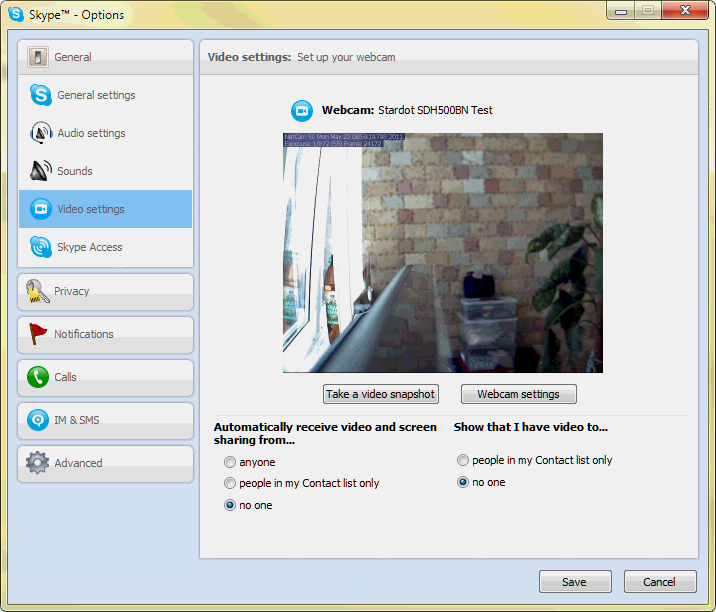 DirectShow Video Source Filter for JPEG and M-JPEG IP Cameras