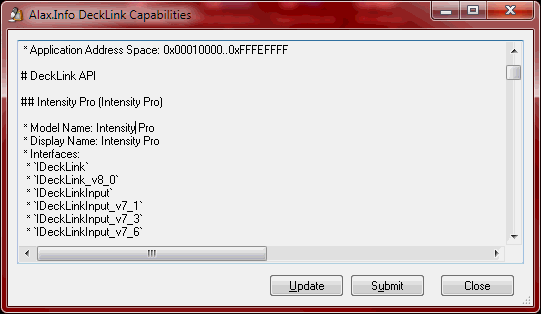 Alax.Info DeckLinkCapabilities